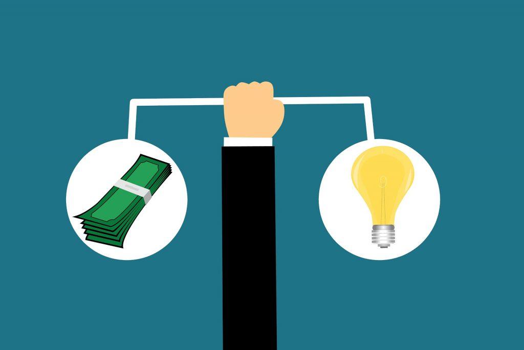 gas water licht en elektriciteit