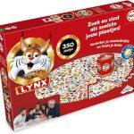 Lynx is het leukste familiespel winnaar speelgoed van het jaar 2019