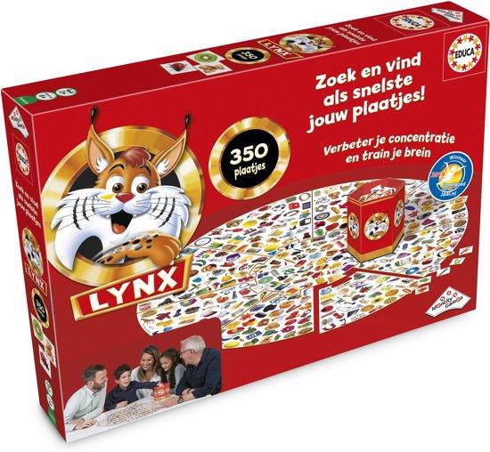 Lynx is het leukste familiespel