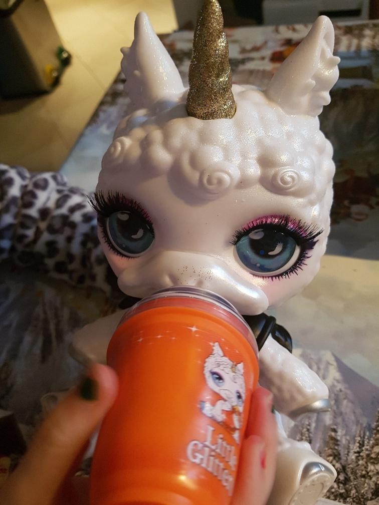 speelgoed met slijm Poopsie Slime Surprise Lama