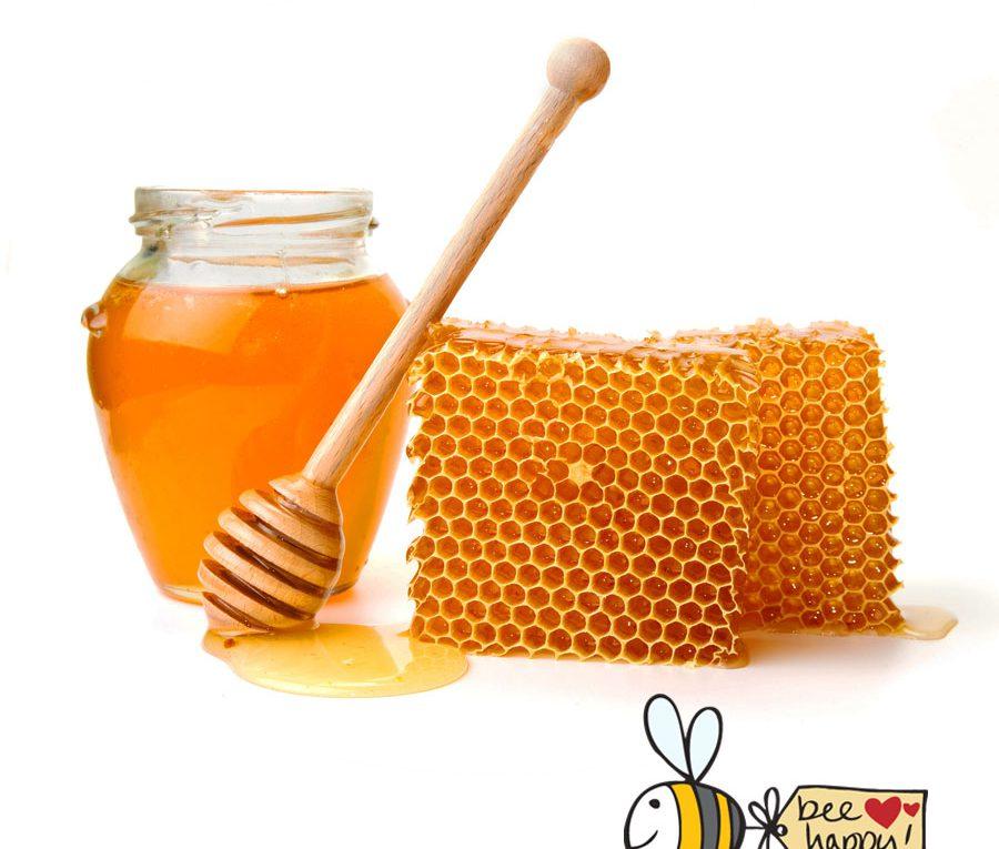 kracht van honing
