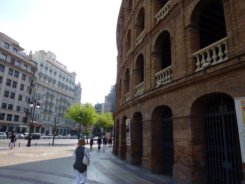 stedentrip naar Valencia Arena