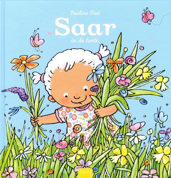 Prentenboeken thema lente en pasen saar in de lente