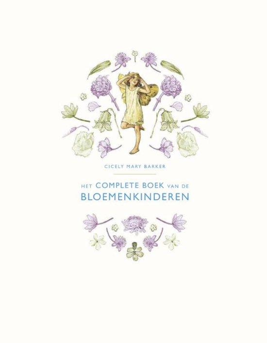Prentenboeken thema lente en pasen complete boek van de bloemenkinderen