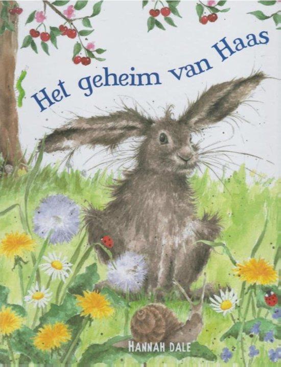 Prentenboeken thema lente en pasen het geheim van haas
