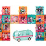 L.O.L. Surprise Tiny Toys met mini glamper