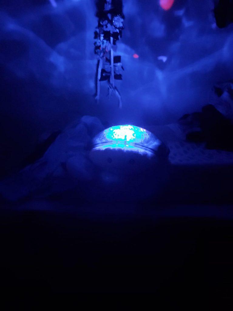 Cody de Krab Ocean Projector