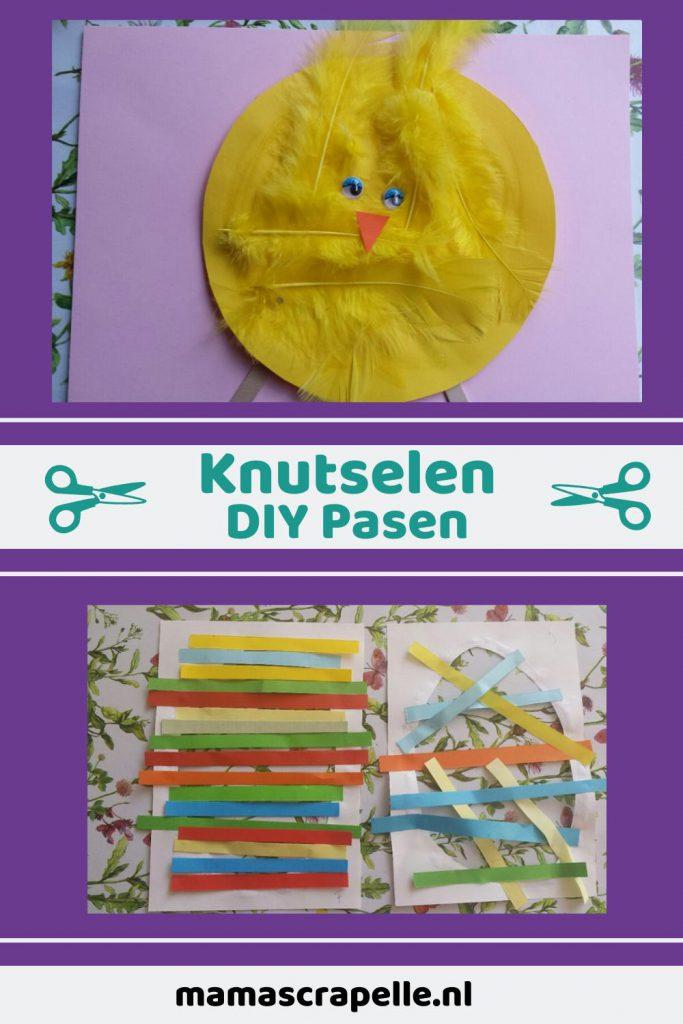knutselen DIY Pasen pinterest Pin MamaScrapelle