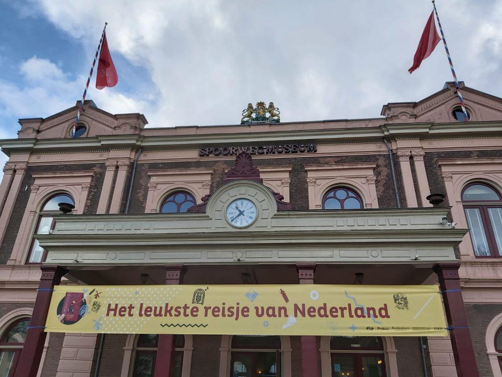 Het spoorwegmuseum het leukste reisje van Nederland