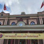 het leukste reisje van Nederland bij het Spoorwegmuseum