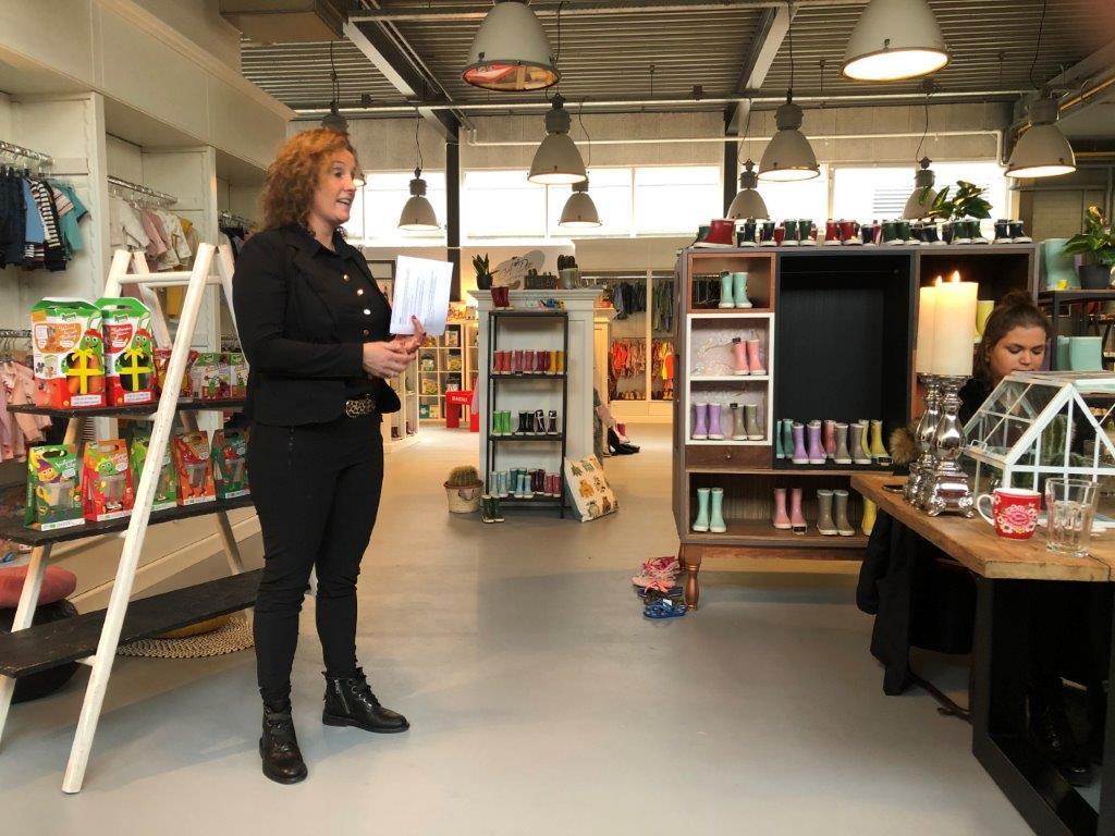duurzame kleding en schoenen voor kinderen presentatie bij pr4kids amsterdam