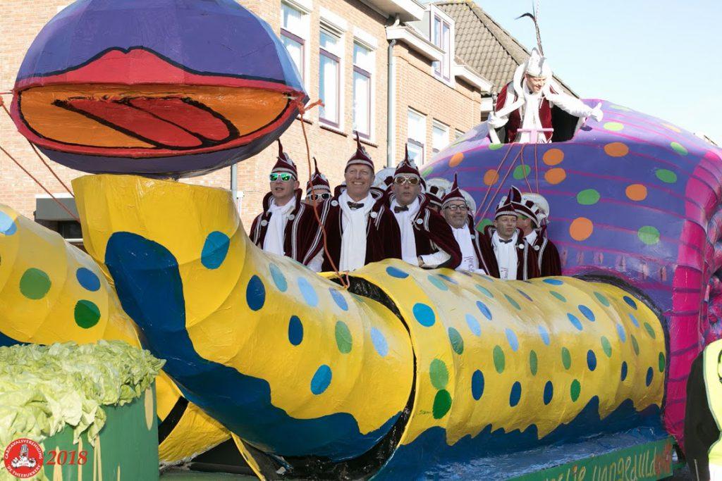 prins carnaval optocht