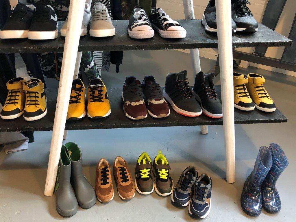 duurzame kleding en schoenen voor kinderen
