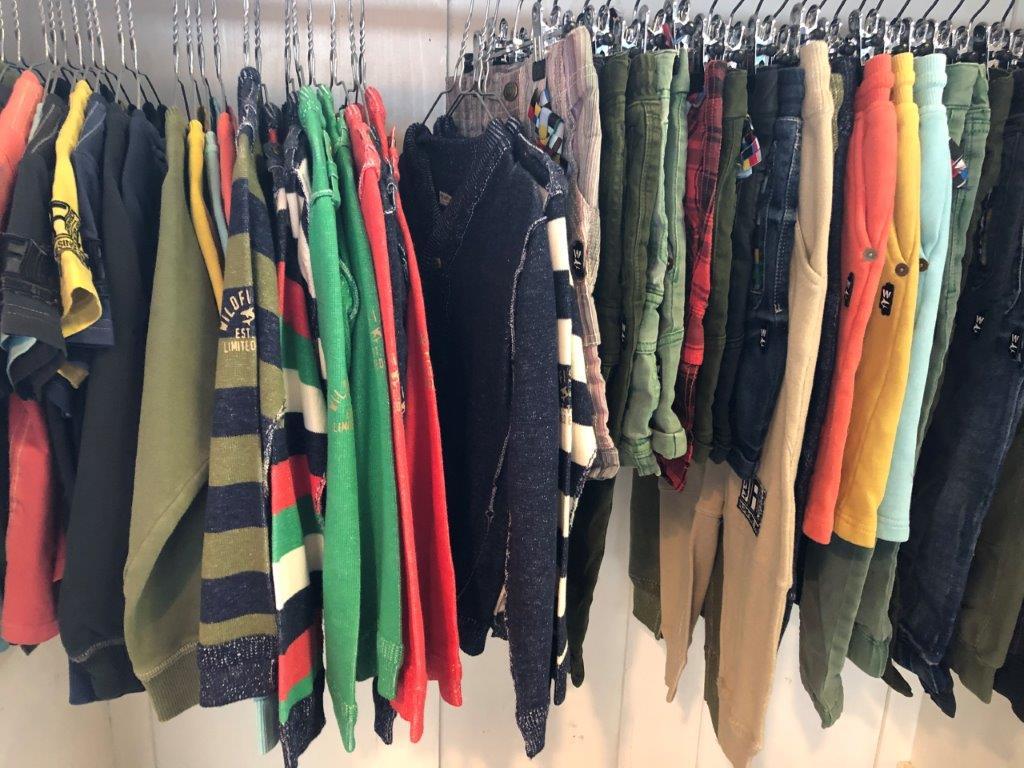 duurzame kleding en schoenen voor kinderen van bristol