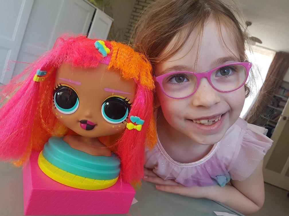 lol omg fashion doll verjaardagskado 7 jarig meisje