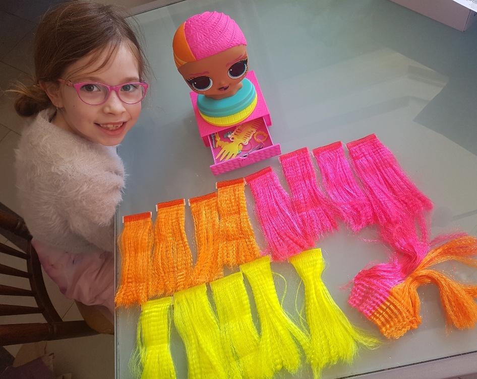 lol omg fashion doll inhoud verlanglijstje meisje 7 jaar