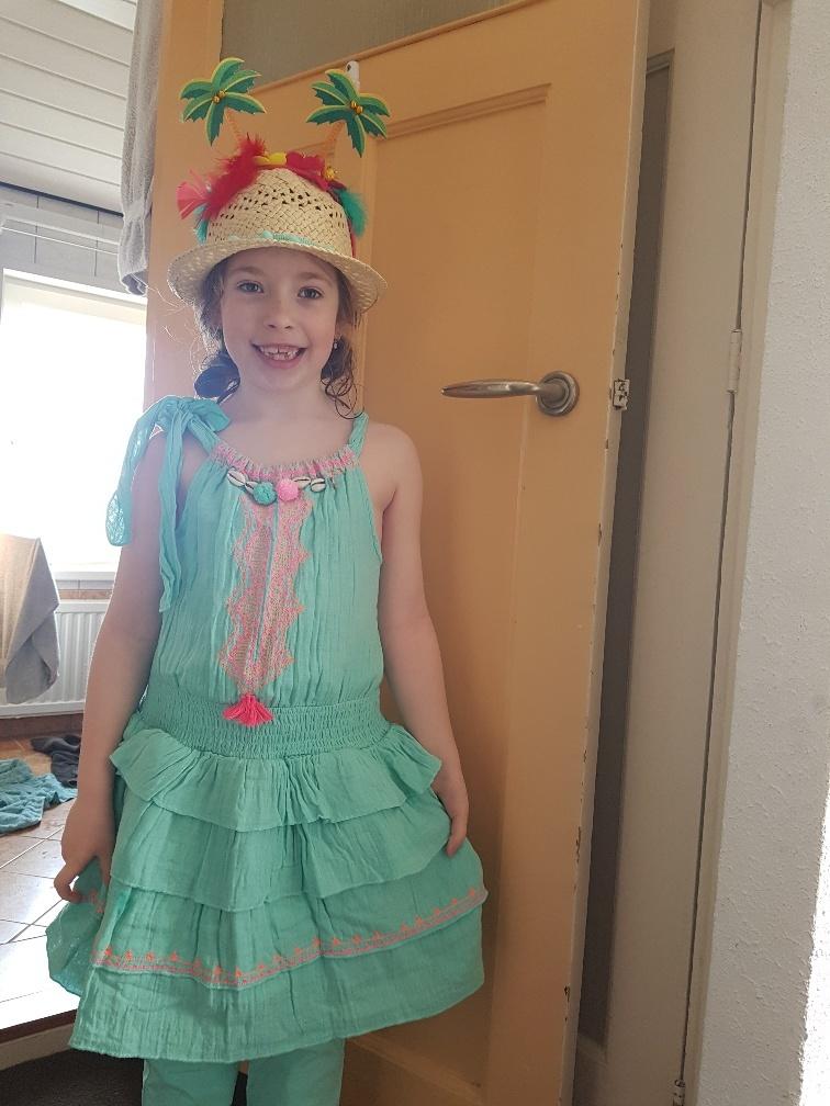 jarig tijdens Corona nieuwe outfit van MimPi