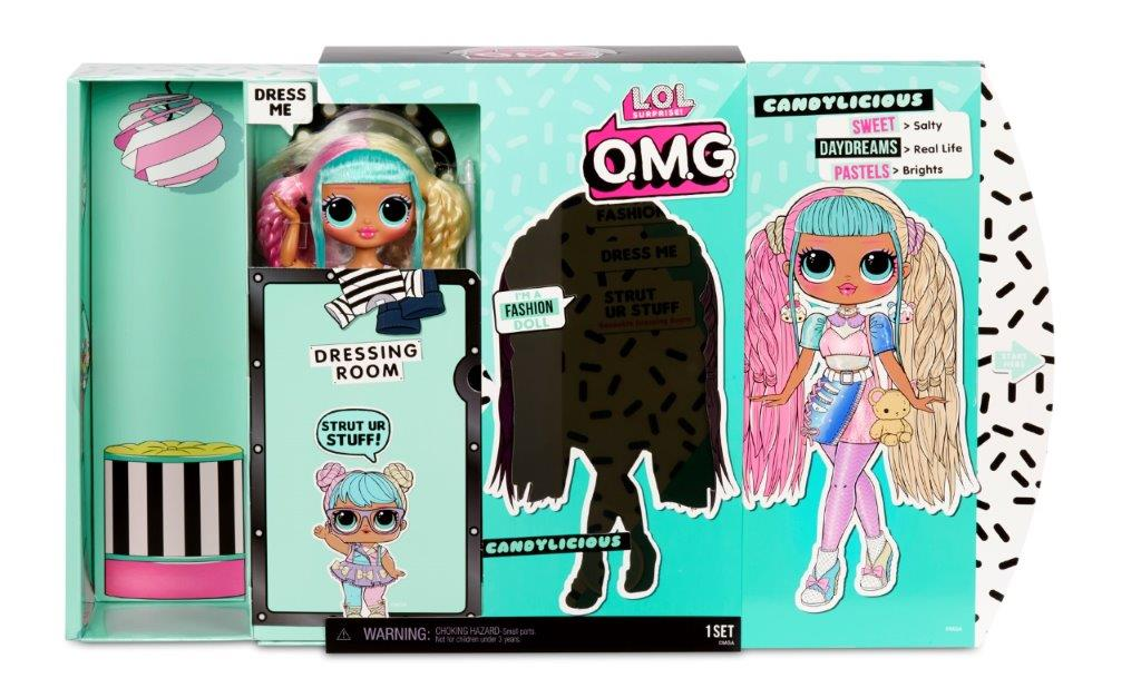 Lol omg fashion doll L.O.L. Surprise O.M.G. serie 2