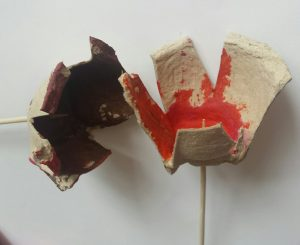 roos knutselen