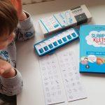 dagplanner voor kinderen van gezinnig en slaapklets