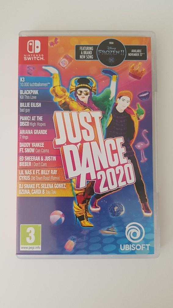 Junst Dance 2020