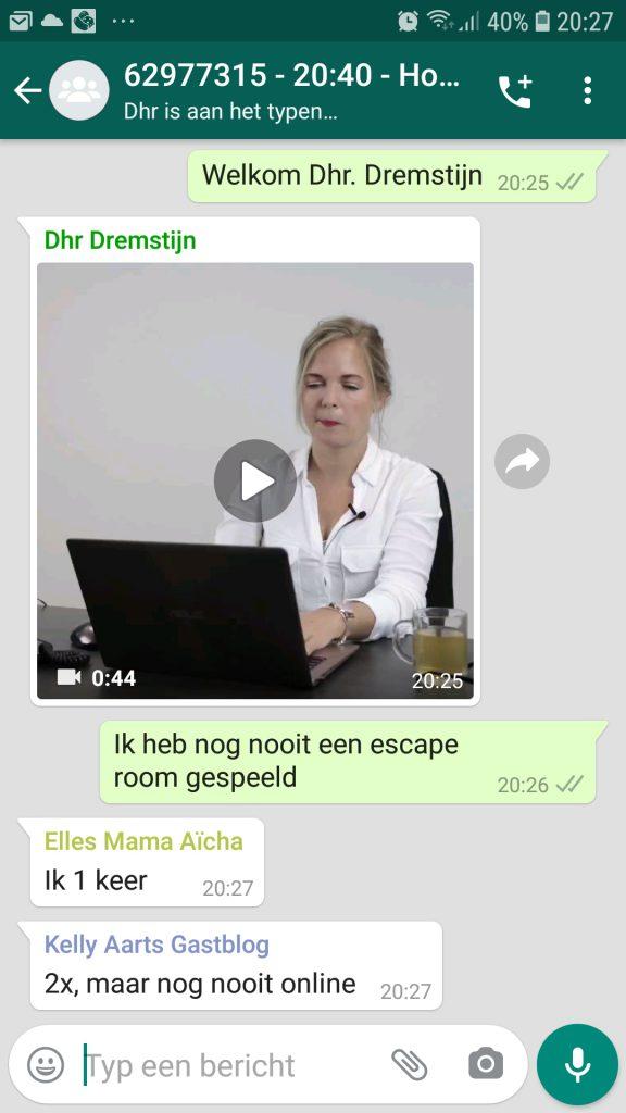 online teamuitje