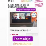 online teamuitje Hoogeboom Mysteria Social spel