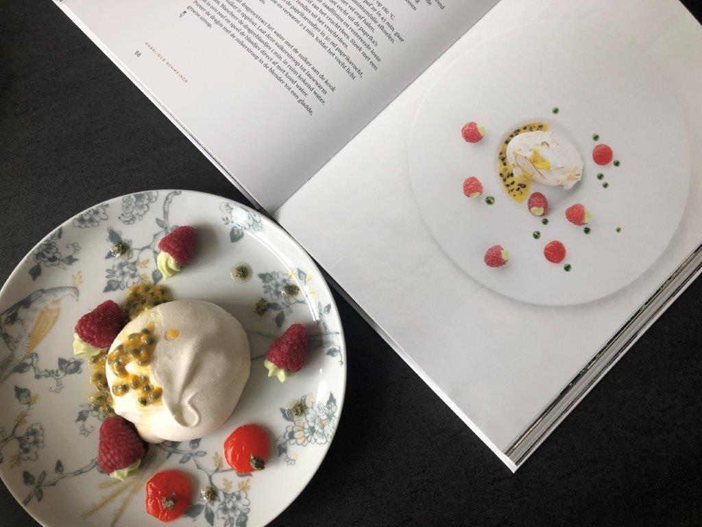 Joie de Vivre dessert gerecht