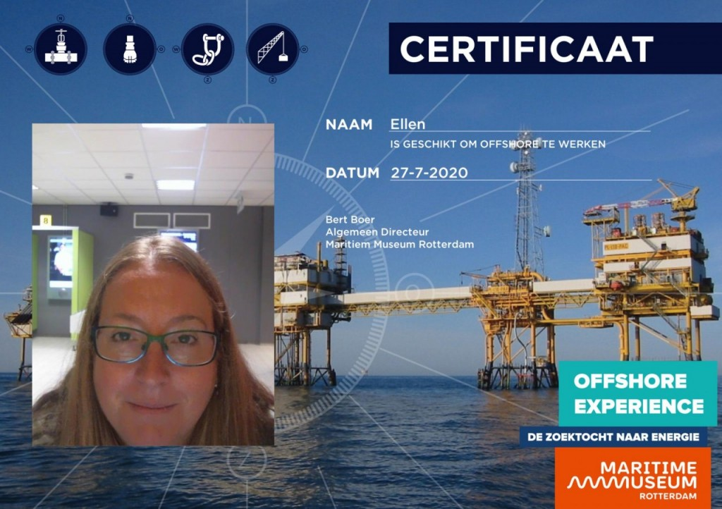 offshore experience maritiem museum