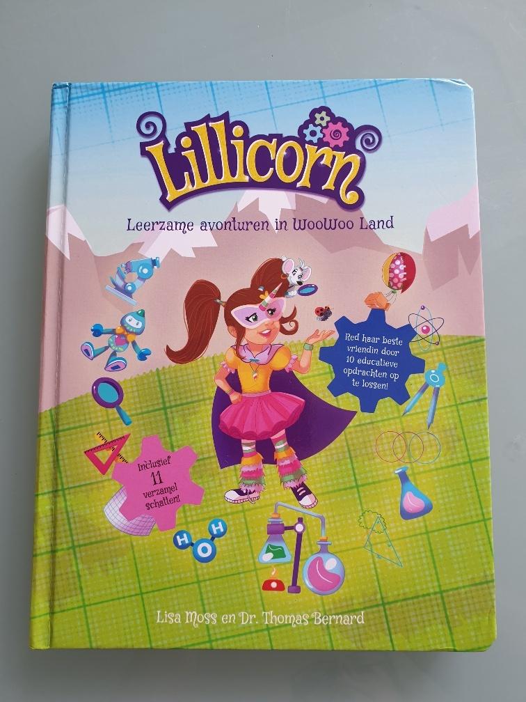 Lillicorn Leerzame avonturen in WooWoo land l Questfriendz