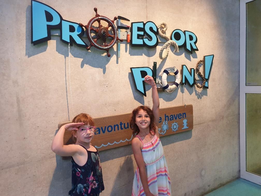 Na op zoek naar zeemonsters tijd voor Professor Plons