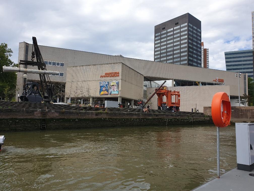 op zoek naar zeemonsters in het Maritiem Museum Rotterdam