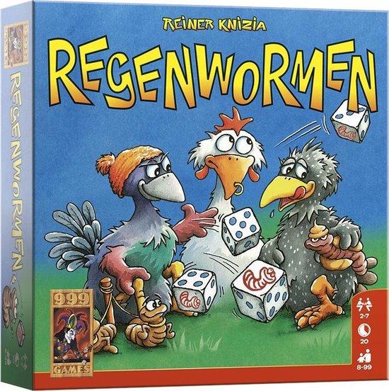 leukste reisspellen regenwormen 999 games