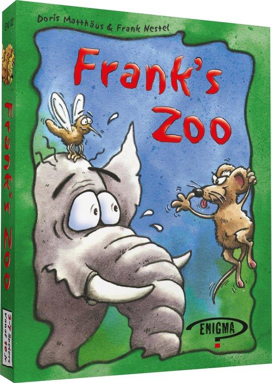 leukste reisspellen franks zoo