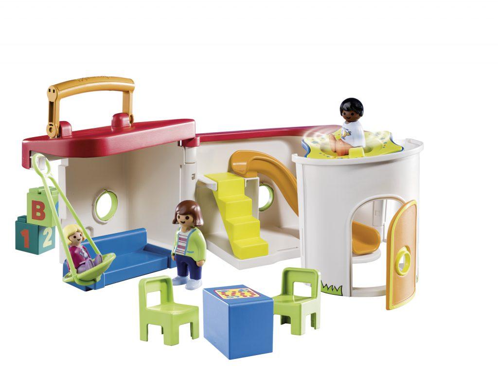 Playmobil 1.2.3 Mijn meeneem kinderdagverblijf