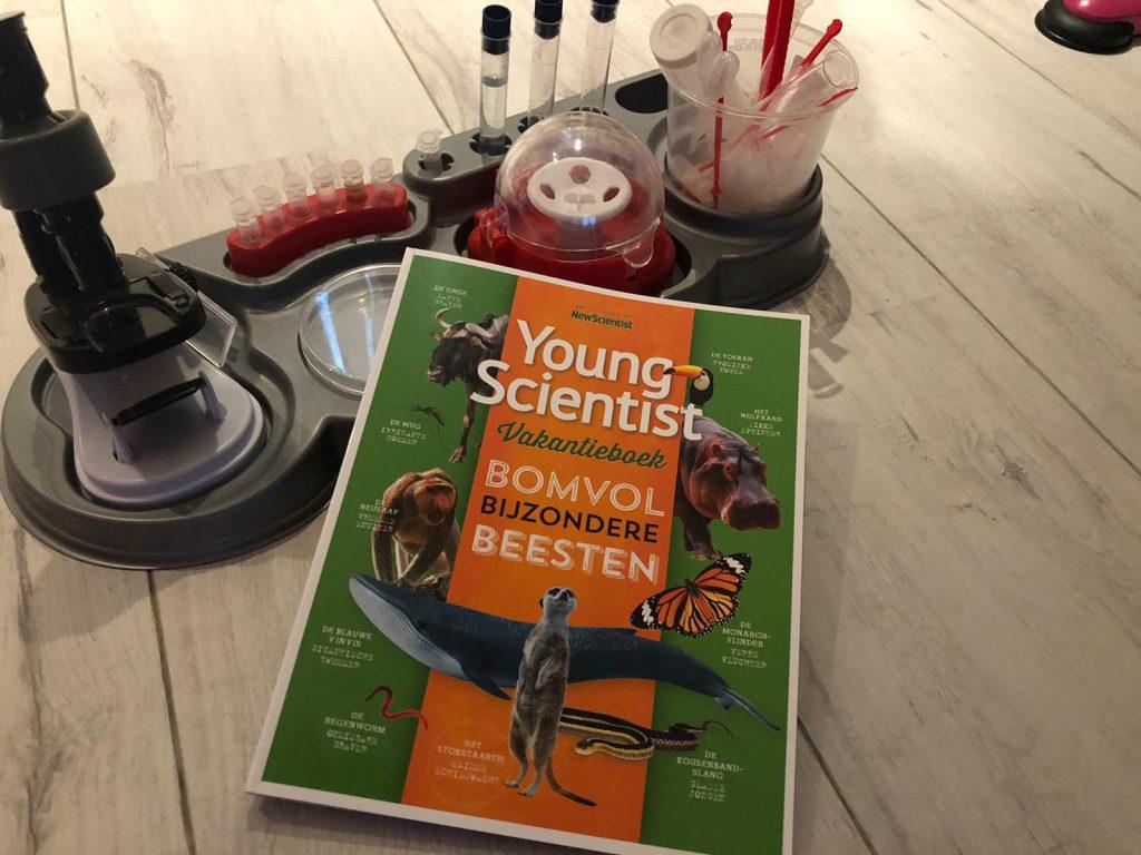 young scientist doeboek 2020