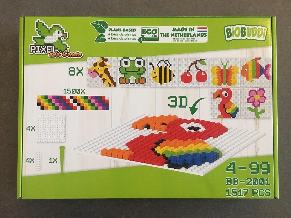 BiOBUDDi Pixel