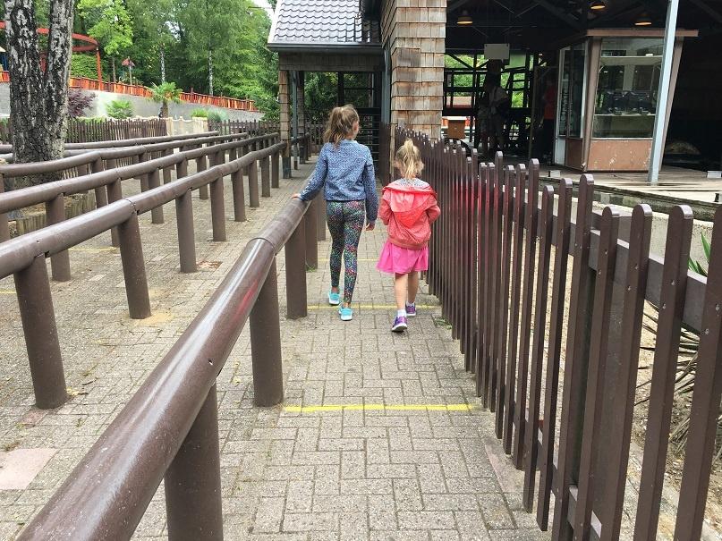 coronamaatregelen in Avonturenpark Hellendoorn