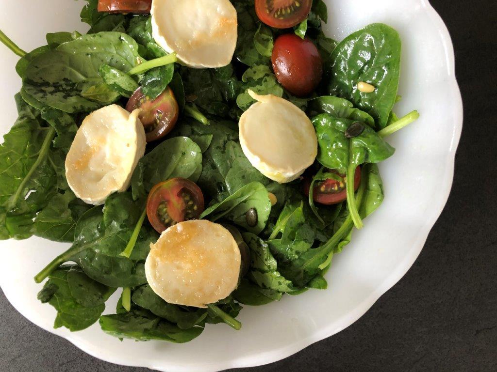 Verrassende zomerse salades