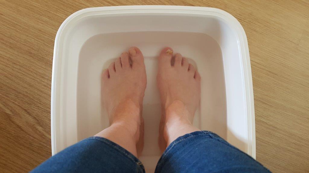 voetenbadje