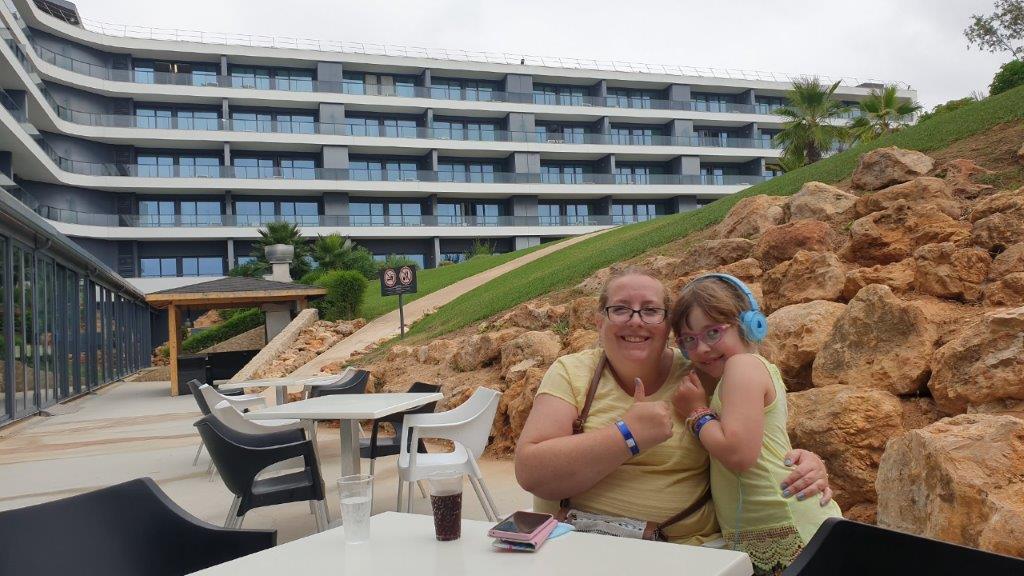 Ervaring vakantie met Corendon naar Alvor Baia