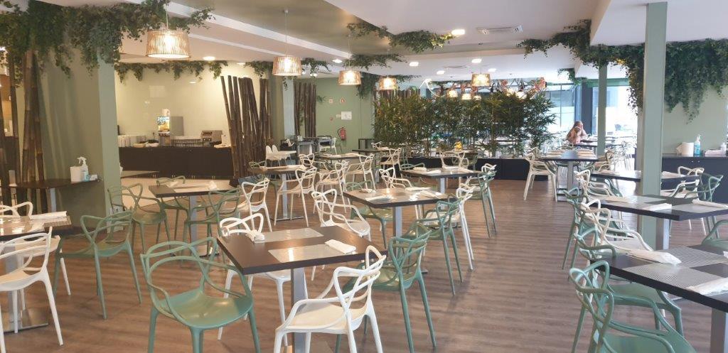 Alvor Baia Resort Hotel zitgedeelte
