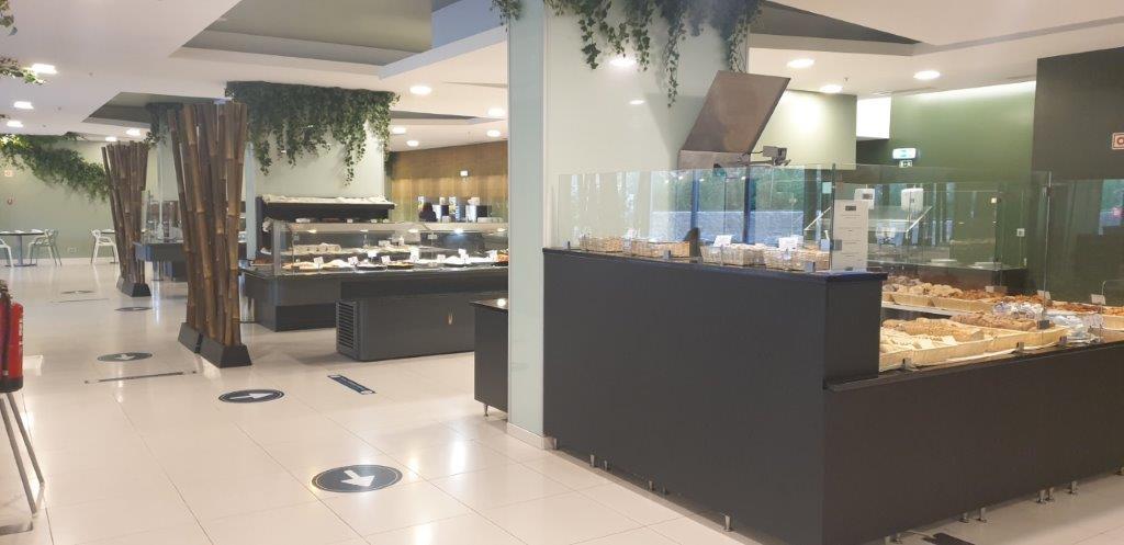 Alvor Baia Resort Hotel restaurant