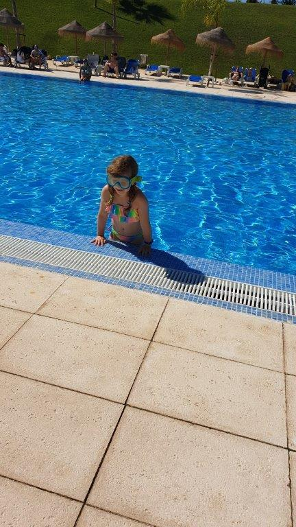 Alvor Baia Resort Hotel zwembad