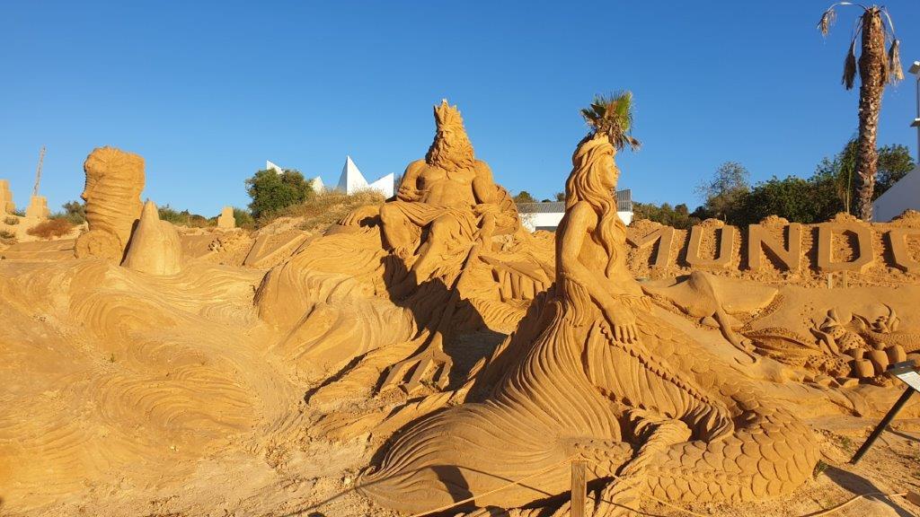 Sand City Portugal