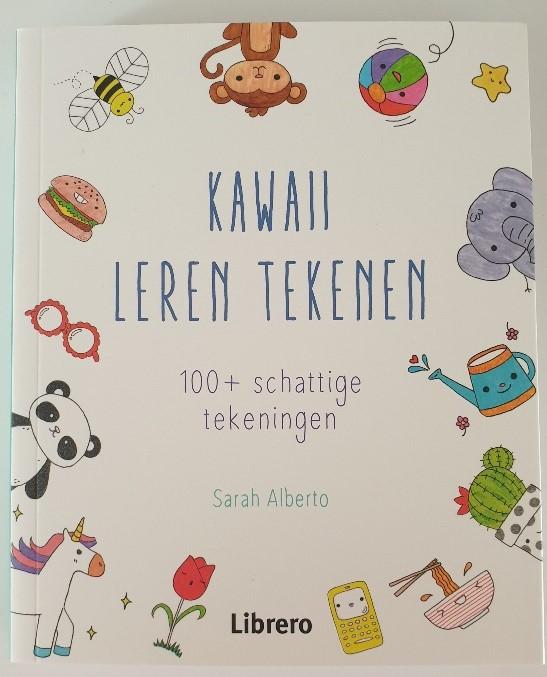 kinderen leren tekenen Kawaii tekenen