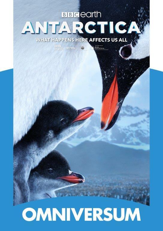 BBC Earth's Antarctica