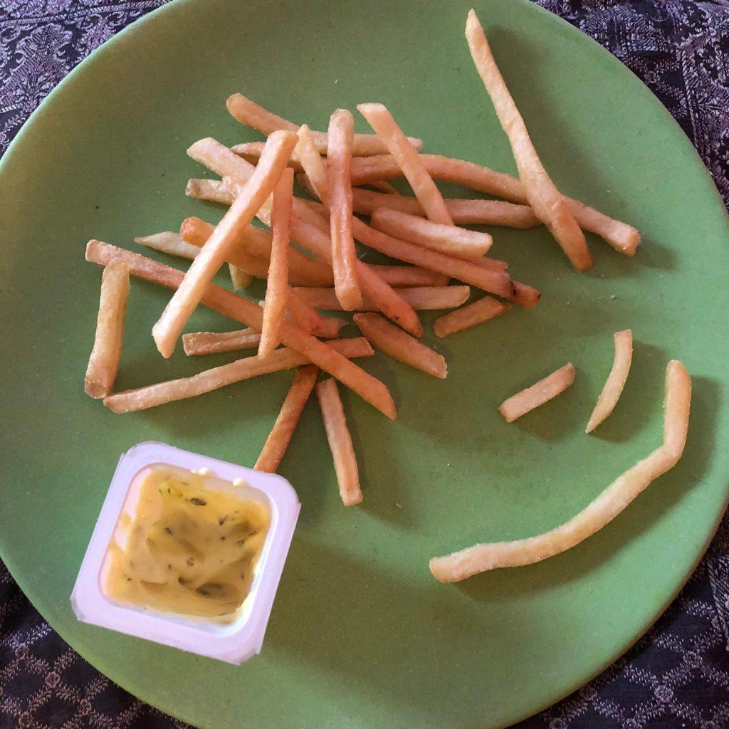 Waarom het toch echt patat is