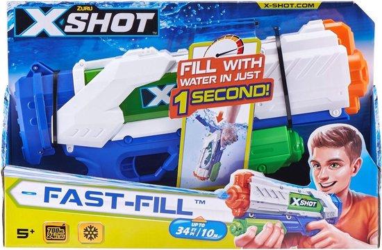 x shot