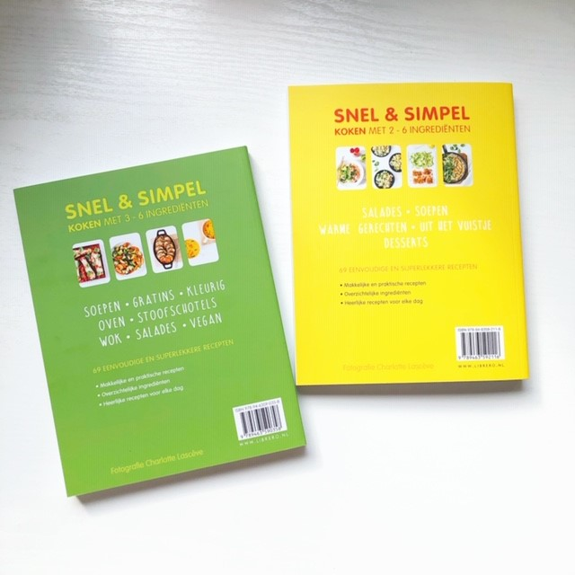 Kookboekenserie Snel & Simpel